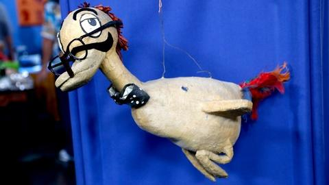 "Antiques Roadshow -- S18 Ep13: Appraisal: ""You Bet Your Life"" Prop Duck"