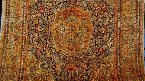 Antiques Roadshow -- S18 Ep14: Appraisal: Chinese Qum-Style Silk Rug, ca. 1980
