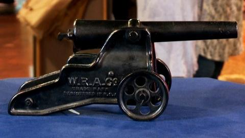 Antiques Roadshow -- S18: Web Appraisal: Model 1898 Winchester Signal Cannon