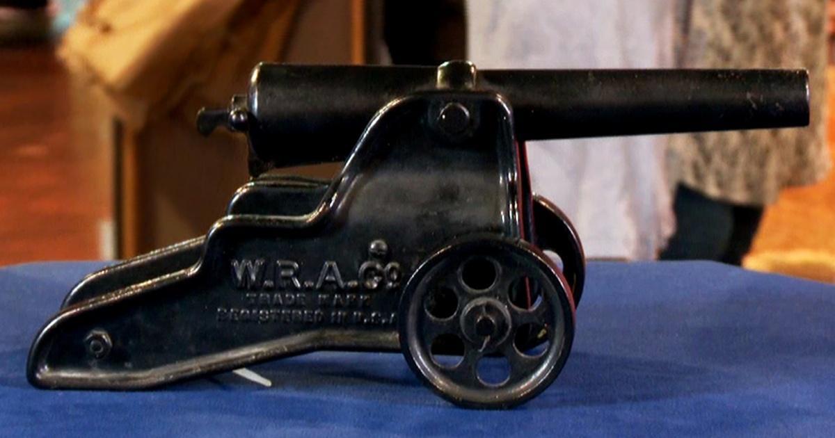 Web Appraisal: Model 1898 Winchester Signal Cannon
