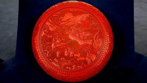 Antiques Roadshow -- S18 Ep15: Appraisal: 18th-Century Chinese Cinnabar Lacquer B