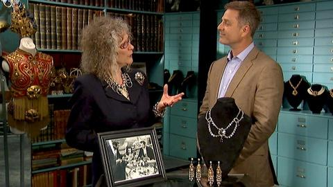 Antiques Roadshow -- S18 Ep15: Field Trip: Vintage Joseff of Hollywood Jewelry