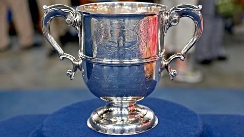 Antiques Roadshow -- S18 Ep18: Appraisal: Jamaican Silver Presentation Cup, ca. 1