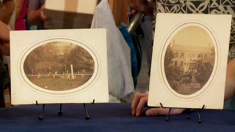 Antiques Roadshow -- S18: Web Appraisal: Albumen Prints of Fort Monroe, ca. 1860