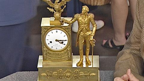 Antiques Roadshow -- S18 Ep25: Appraisal: Early 19th-Century George Washington Ma