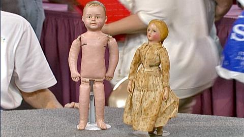 Antiques Roadshow -- S18 Ep25: Appraisal: Martin Chase Company Dolls