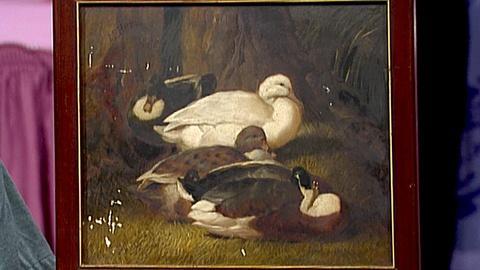 Antiques Roadshow -- S18 Ep25: Appraisal: 1851 J.F. Herring Painting