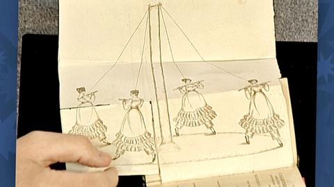 Antiques Roadshow -- S18 Ep27: Appraisal: 1828 J.A. Beaujeu Exercise Book