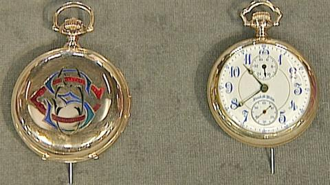 Antiques Roadshow -- S18 Ep27: Appraisal: Pocket Watch Collection