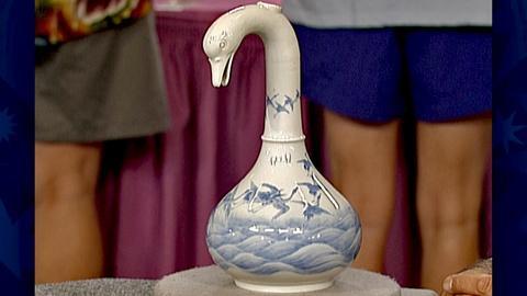 Antiques Roadshow -- S18 Ep27: Appraisal: Japanese Hirado Porcelain, ca. 1850