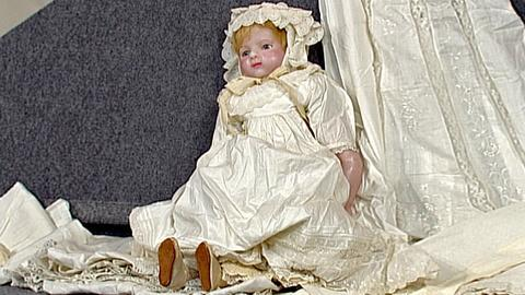 Antiques Roadshow -- S18 Ep28: Appraisal: Lucy Peck Poured Wax Doll, ca. 1875