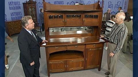 Antiques Roadshow -- S18 Ep28: Appraisal: Arts & Crafts Sideboard