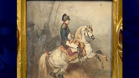 Antiques Roadshow -- S18 Ep28: Appraisal: Napoleonic Memorabilia