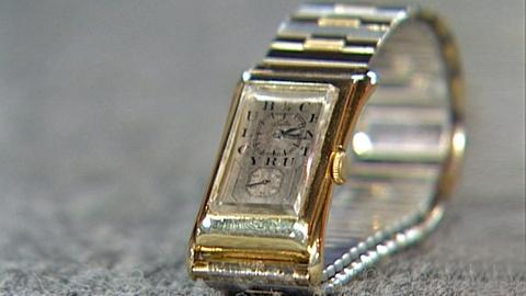 "Antiques Roadshow -- S18 Ep28: Appraisal: Rolex ""Prince"" Wristwatch, ca. 1930"