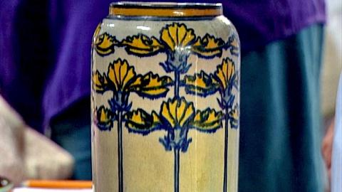 Antiques Roadshow -- S18 Ep29: Appraisal: Arts & Crafts Art Pottery
