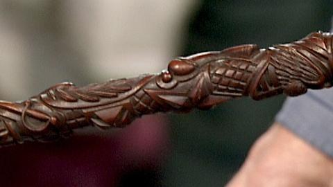 Antiques Roadshow -- S18 Ep29: Appraisal: Civil War Veteran's Cane