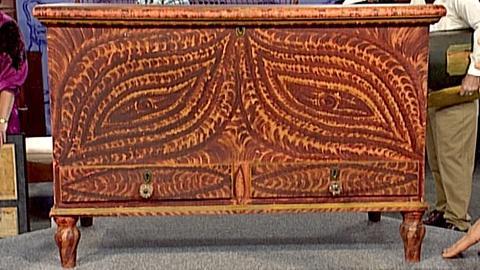 Antiques Roadshow -- S18 Ep29: Appraisal: Pennsylvania Chest