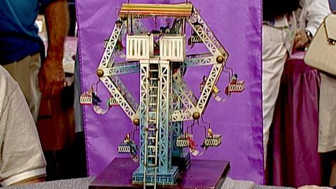 Antiques Roadshow -- S18 Ep29: Appraisal: Doll & Co. Ferris Wheel, ca. 1904