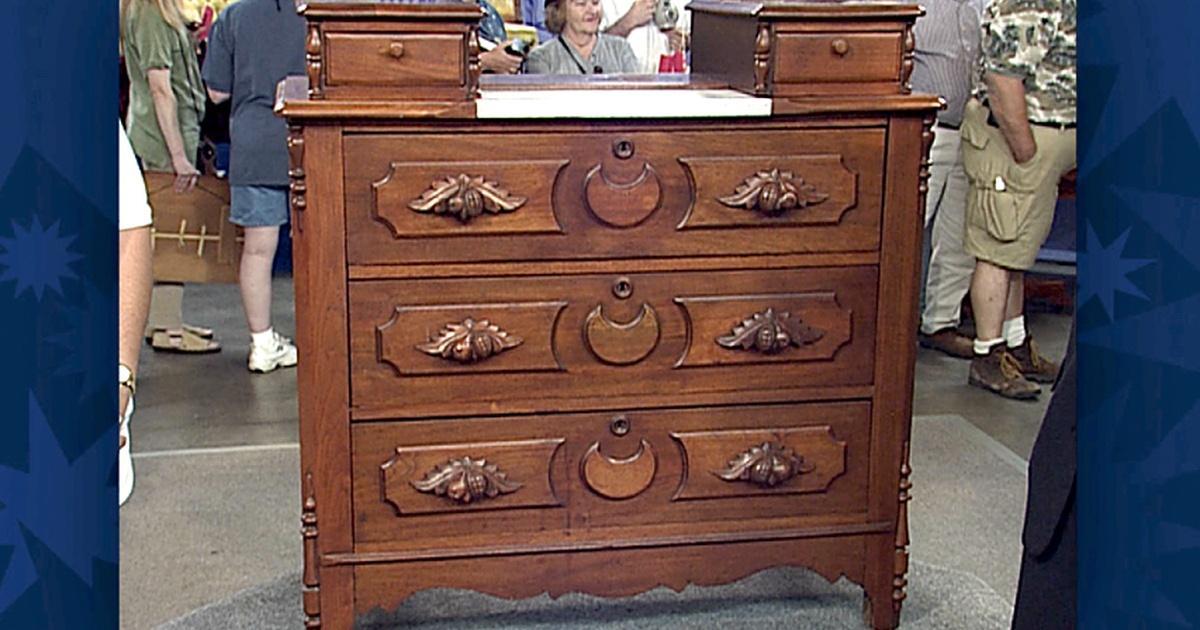 - Appraisal: Phoenix Furniture Co. Dresser Antiques Roadshow PBS