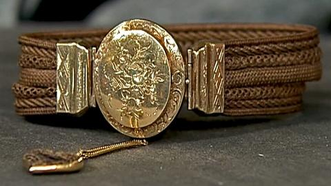 Antiques Roadshow -- S18 Ep30: Appraisal: American Hair Jewelry, ca. 1850