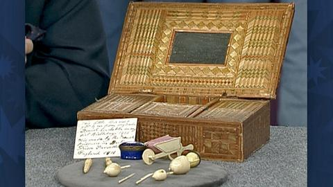 Antiques Roadshow -- S18 Ep30: Appraisal: Napoleonic Prisoner-of-War Items