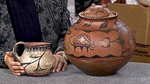 Antiques Roadshow -- S18 Ep31: Appraisal: Southwest Pueblo Indian Pottery
