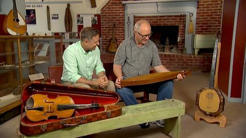 Antiques Roadshow -- S18 Ep19: Appraisal: Appalachian Instruments