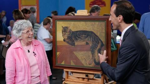 Antiques Roadshow -- Coming Monday, May28, at 9/8C, Raleigh, Hour 1.