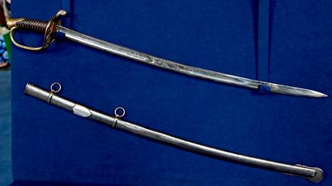 Antiques Roadshow -- S18 Ep20: Appraisal: Civil War Union Officer's Sword