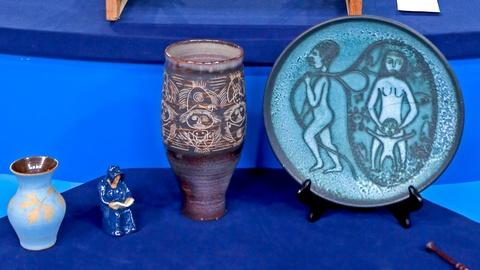 Antiques Roadshow -- S18 Ep20: Appraisal: Scheier Pottery Collection