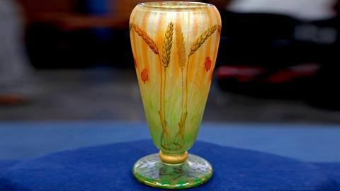 Antiques Roadshow -- S18 Ep20: Appraisal: Daum Nancy Enameled Vase , ca. 1910