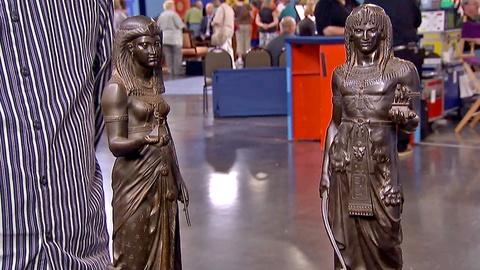 Antiques Roadshow -- Appraisal: Emile Picault Bronze Figures, ca. 1870