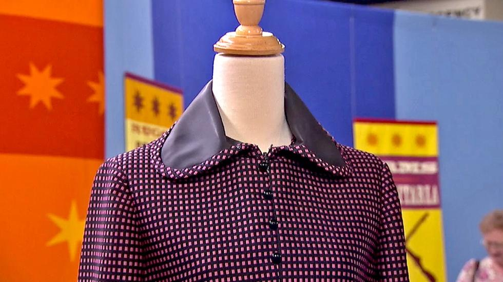 S18 Ep21: Appraisal: Geoffrey Beene Dress, ca. 1970 image