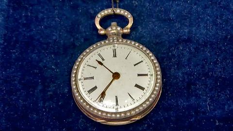 Antiques Roadshow -- Appraisal: English Chinese-Market Pocket Watch, ca. 1850