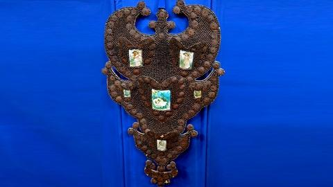 Antiques Roadshow -- Appraisal: Tennessee Wall Pocket, ca. 1900