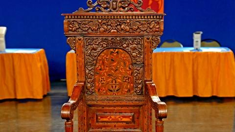 Antiques Roadshow -- Appraisal: Jacobean-Style Great Chair, ca. 1890