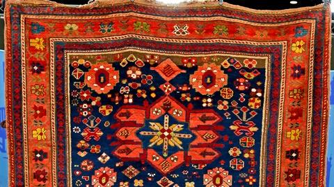 Antiques Roadshow -- Appraisal: Karabagh Corridor Carpet, ca. 1900