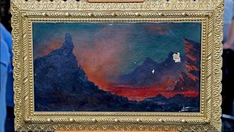 Antiques Roadshow -- Appraisal: 1888 Joseph Strong Oil Painting