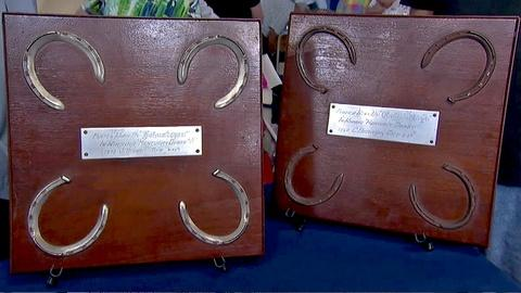 Antiques Roadshow -- S18 Ep22: Appraisal: 1939 & 1940 KY Derby Winner Horseshoes