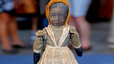 Appraisal: Babyland Rag Topsy-Turvy Doll, ca. 1905