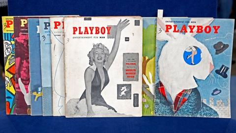 "Antiques Roadshow -- S18 Ep23: Appraisal: 1953-1954 ""Playboy"" First Issues"