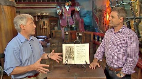 Antiques Roadshow -- S18 Ep23: Field Trip: Antique Pirate Book