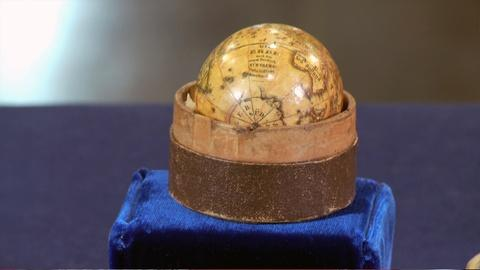 Antiques Roadshow -- S18 Ep20: Web Appraisal: C. Abel-Klinger Pocket Globe, ca. 1