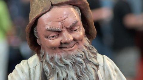 Antiques Roadshow -- S18: Web Appraisal: German Pottery Store Gnome