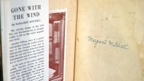 "Antiques Roadshow -- S18: Web Appraisal: 1936 Signed First Ed. ""Gone With The Win"