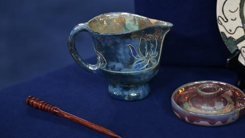 Antiques Roadshow -- Appraisal: 20th-Century Pewabic Pottery & Painting