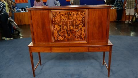 Antiques Roadshow -- Appraisal: Cabinet Attributed to Malmsten, ca, 1940