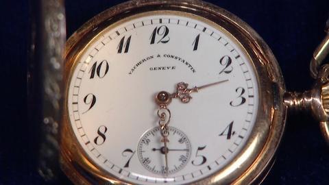 Antiques Roadshow -- S18 Ep32: Appraisal: Vacheron Constantin Pocket Watch, ca. 1