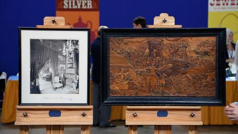 Antiques Roadshow -- S18 Ep32: Appraisal: Italian Carved Door Panels, ca. 1550