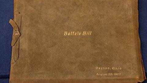 Antiques Roadshow -- S18 Ep33: Appraisal: Buffalo Bill Photo Album